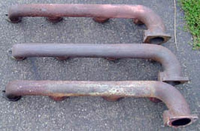 Unimog Exhaust Manifolds
